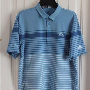 Adidas golf polo